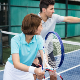 Downtown's Healthcare – Web Media – Couple Tennis 5