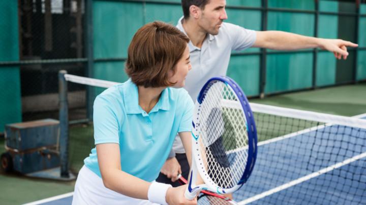 Downtown's Healthcare – Web Media – Couple Tennis 5