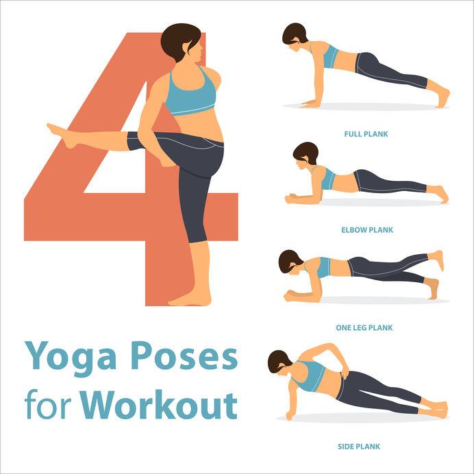 yoga exercise to help improve posture